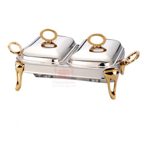 مستطیل دوقلو طلایی یونیک کد UN-3828
